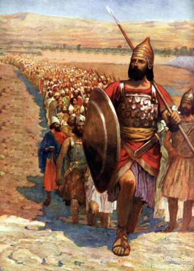 Gideon's_army_10,000_1133-41