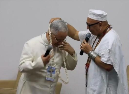 bispo macumbeiro