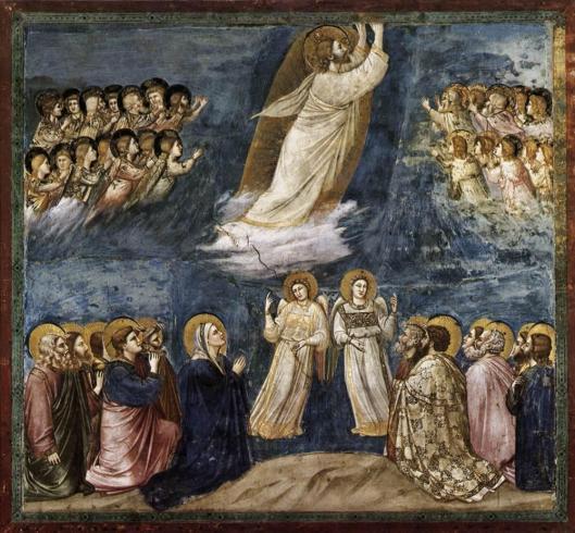 Ascensão de Giotto