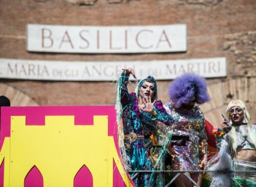 Gay pride Trieste