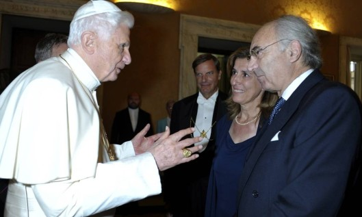 Ettore e Papa Bento