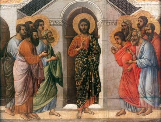 Jesus envia os 70