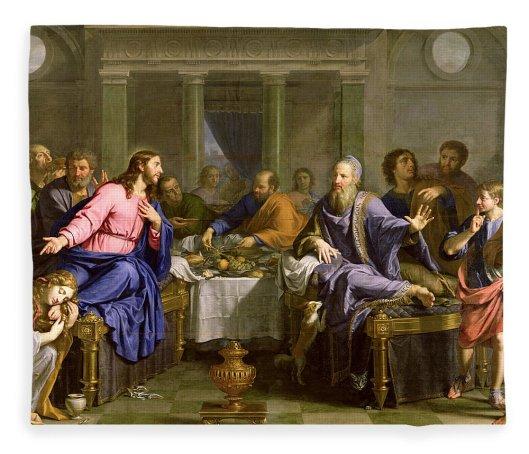 Cristo na casa do fariseu