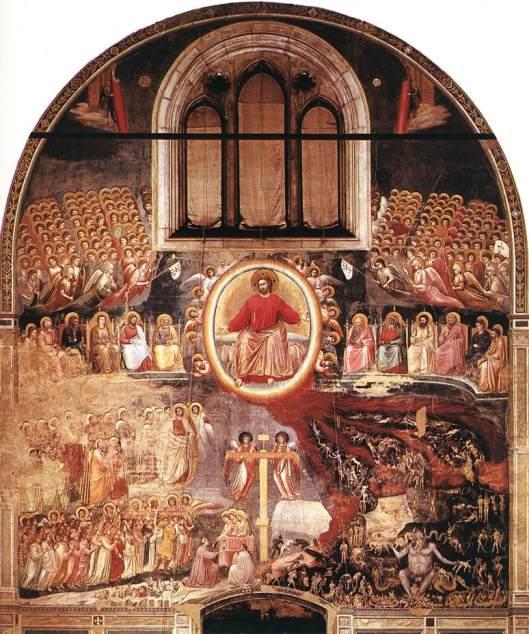 Giotto - Scrovegni - Last Judgment