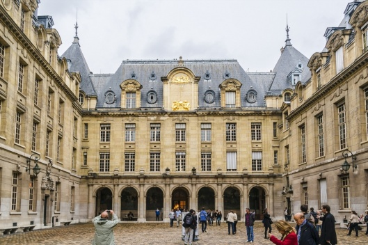 universidade de paris