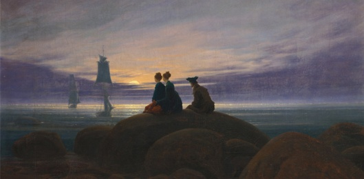 caspar-david-friedrich-nascer-da-lua-sobre-o-mar-noticias