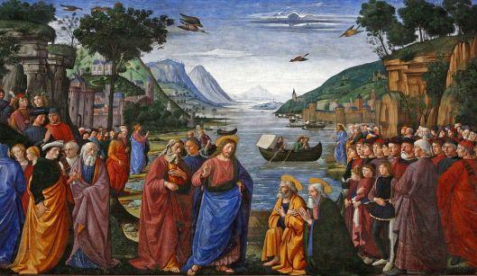 Chamada dos apóstolos