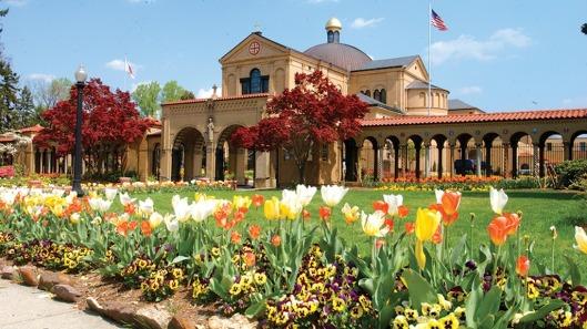 mosteiro franciscano nos EUA