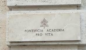 pontificia academia pro vita