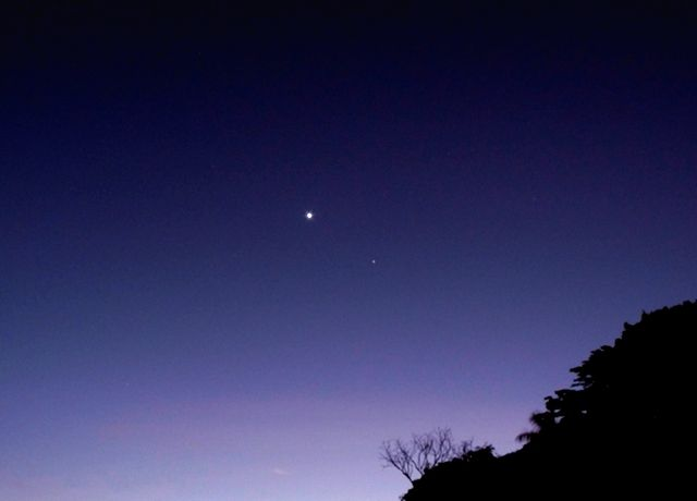 estrela da tarde