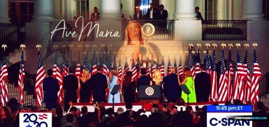 Ave Maria na Casa Branca